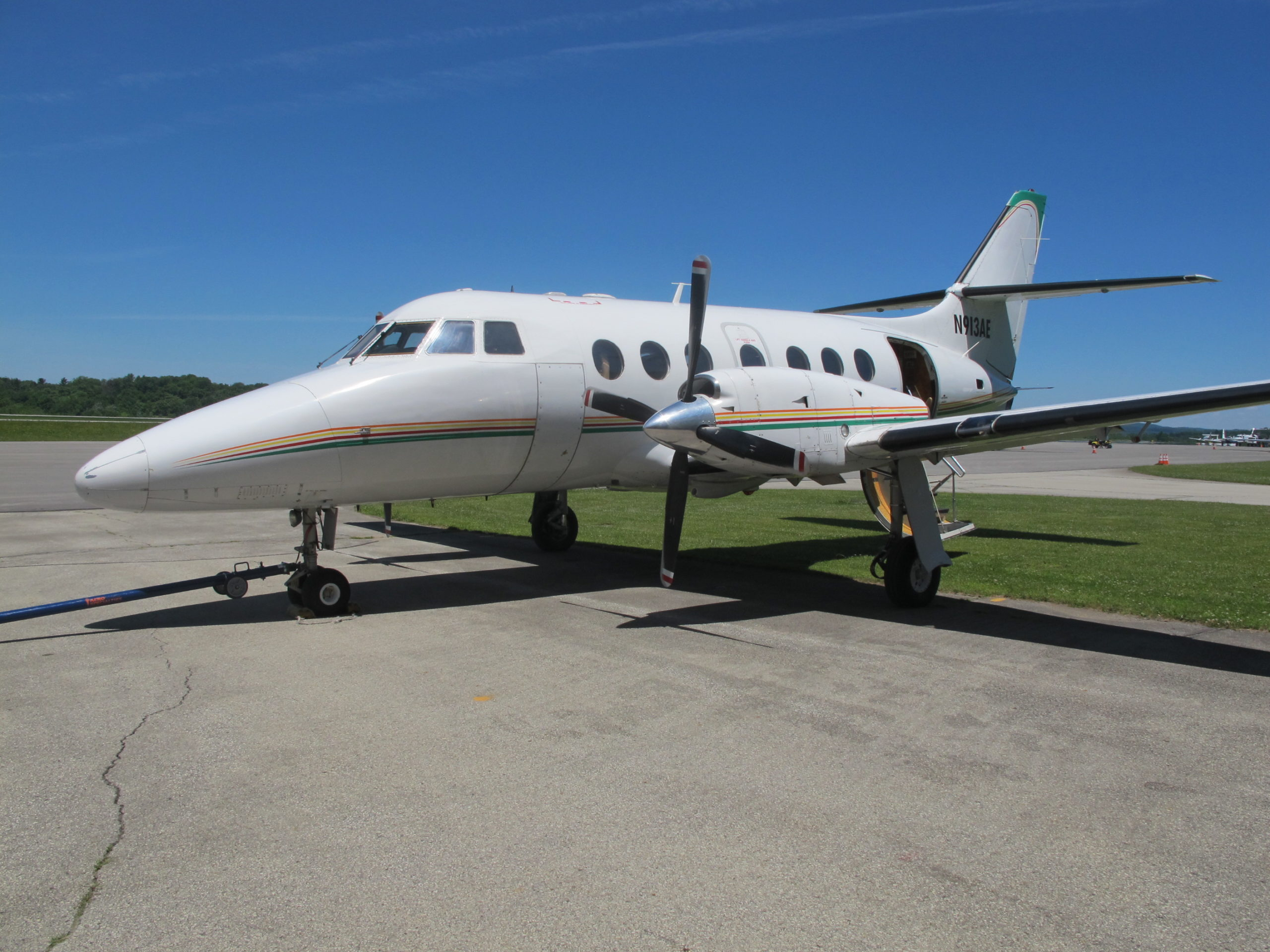 BAE Jetstream 32EP Sn 913